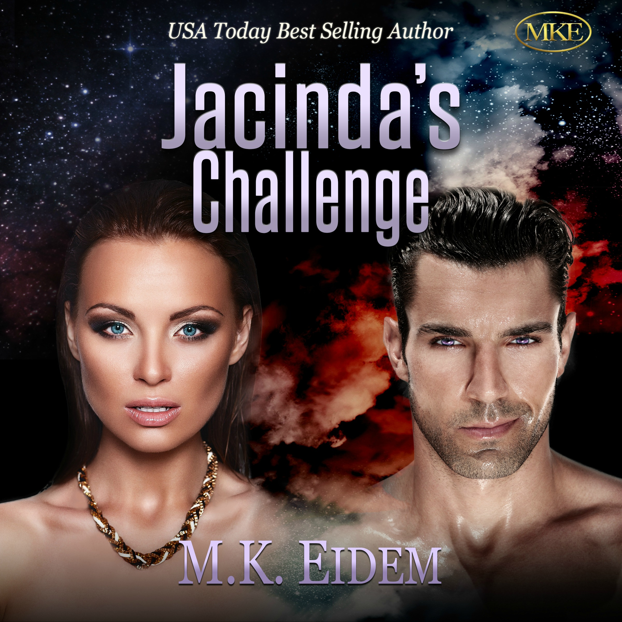 Jacinda's Challenge – Audiobook