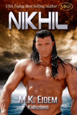 Nikhil - Book 1 of the Kaliszians Series by MK Eidem