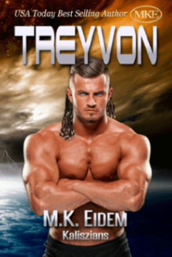 Treyvon - Book 2 of the Kaliszians Series by MK Eidem