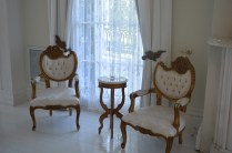 White Room seating