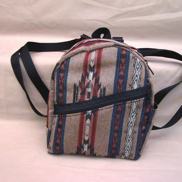 Tapestry Backpack Purse – MKIBags.com