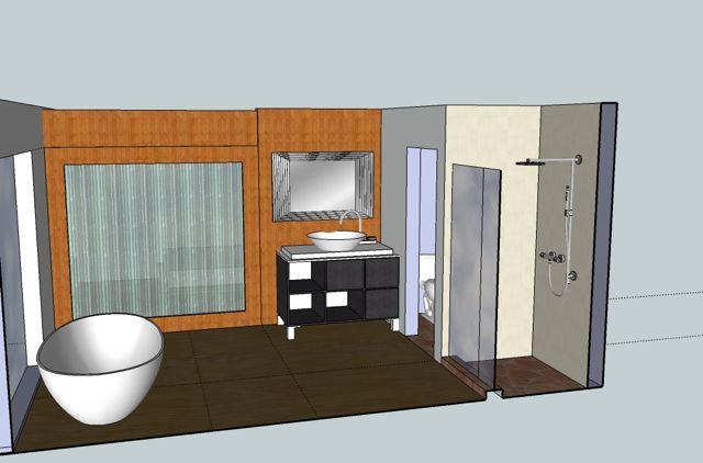 Design Option for Master Bath
