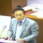 3月議会、補正予算の質疑を行いました。