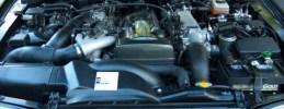 Stock MKMIV Toyota Supra Engine