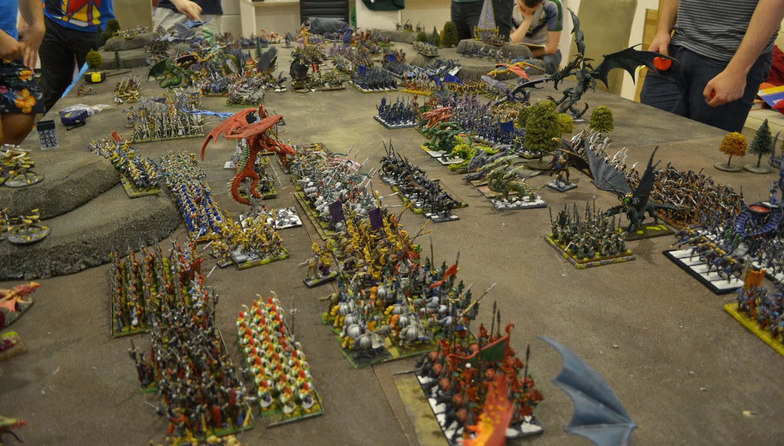 Warhammer Battle May 12, 2107