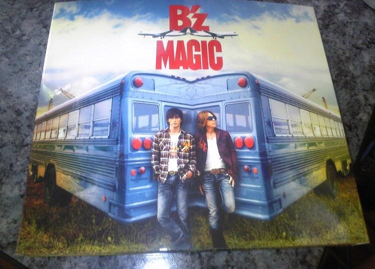 B'z『MAGIC』