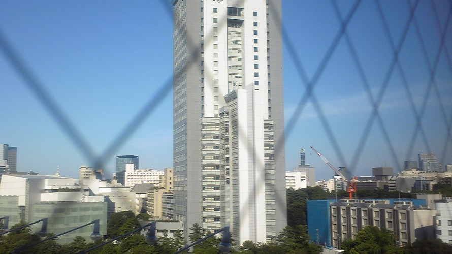 ボワソナードタワー