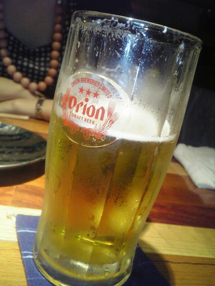 オリオンビール@ちゅらり 銀座店