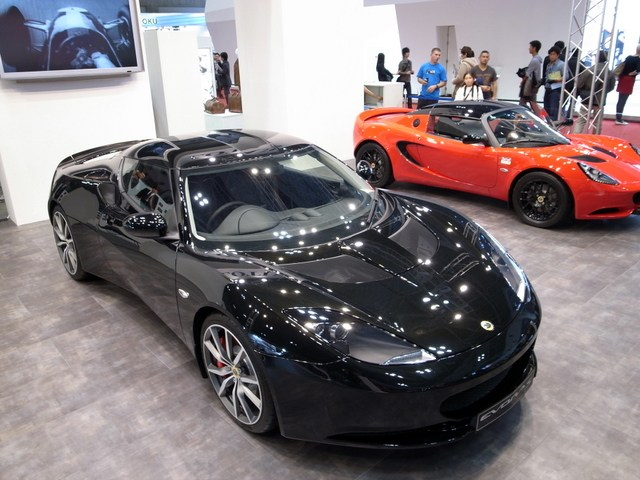 LOTUS EVORA S IPS