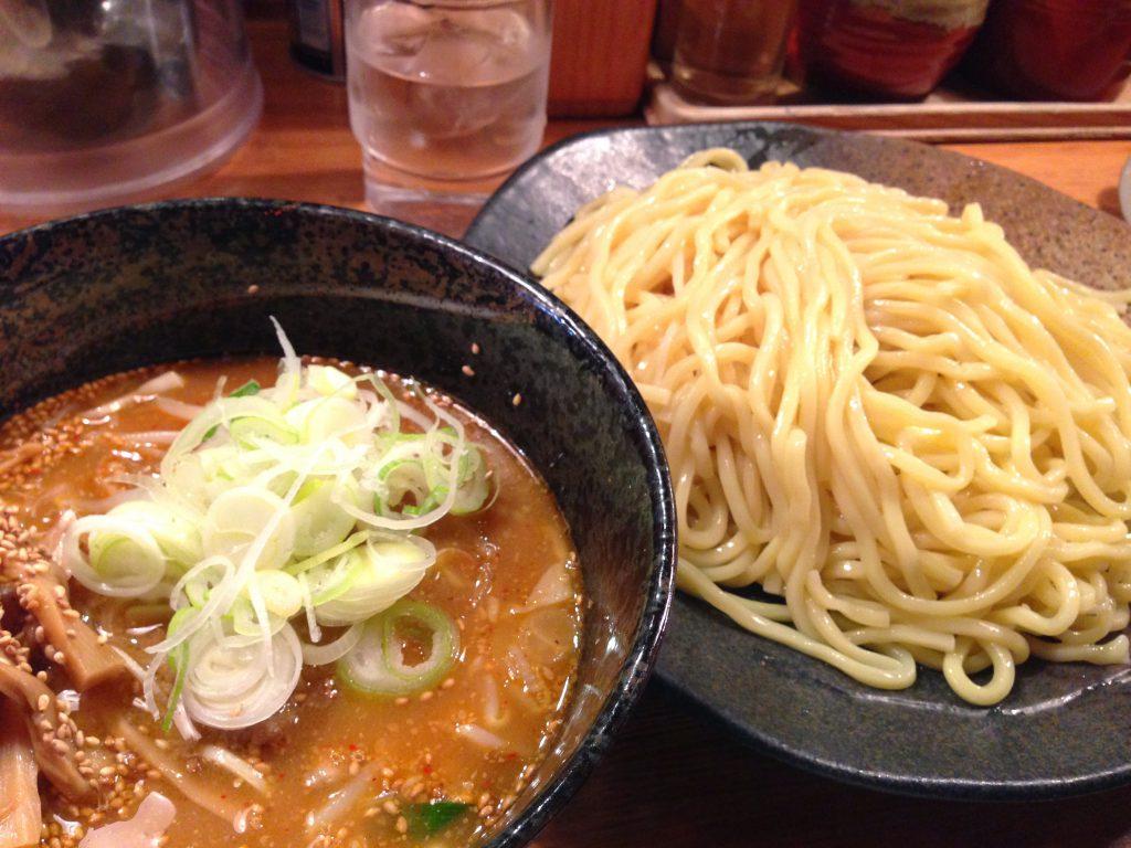 つけ麺屋 やすべえ 渋谷店 辛味みそつけ麺