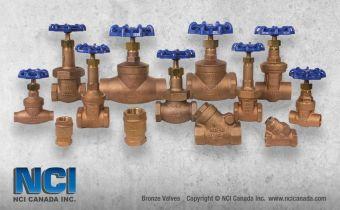 MKL Supply - Bronze valve