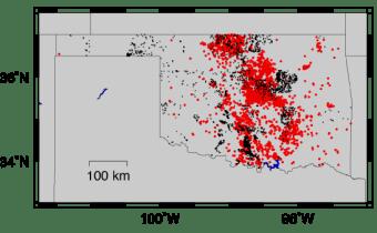 MKL Supply - Oklahoma Earthquakes