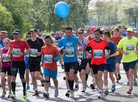 MK Marathon Race Day Details