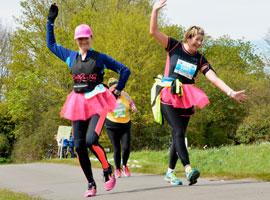 MK Marathon Route