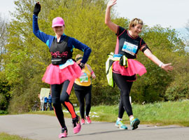 RECORD ENTRIES AS MK MARATHON GEARS UP FOR MK50