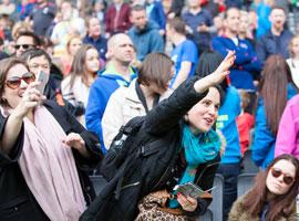 Spectator information for the MK Marathon Weekend
