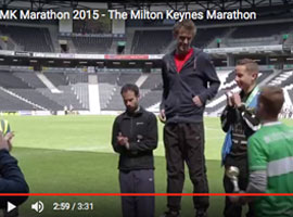 MK Marathon Videos