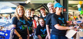 Round up, round up, 550 volunteers wanted for the MK Marathon!