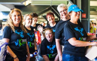 Round up, round up, 550 volunteers wanted for the eighth MK Marathon!