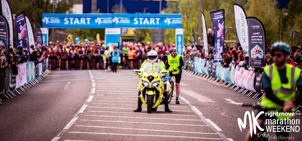 MK Marathon Weekend 2020 date released
