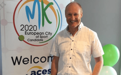 Meet Andy Hully, Race Director of the MK Marathon, and winner of three Racecheck athlete-rated event awards