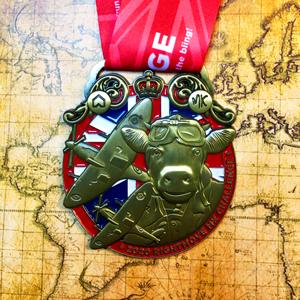 MK Challenge Medal - VE 75th Anniversary Themed Medal