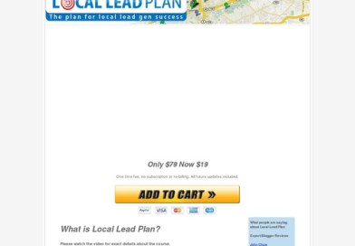 Local Lead Plan