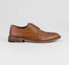 Tan-brogue