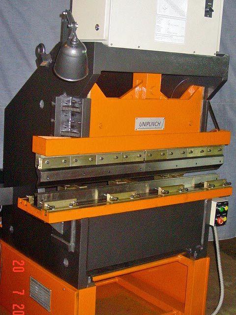 Hydraulic Unipress, Press Brakes,Chennai-600 058 - India