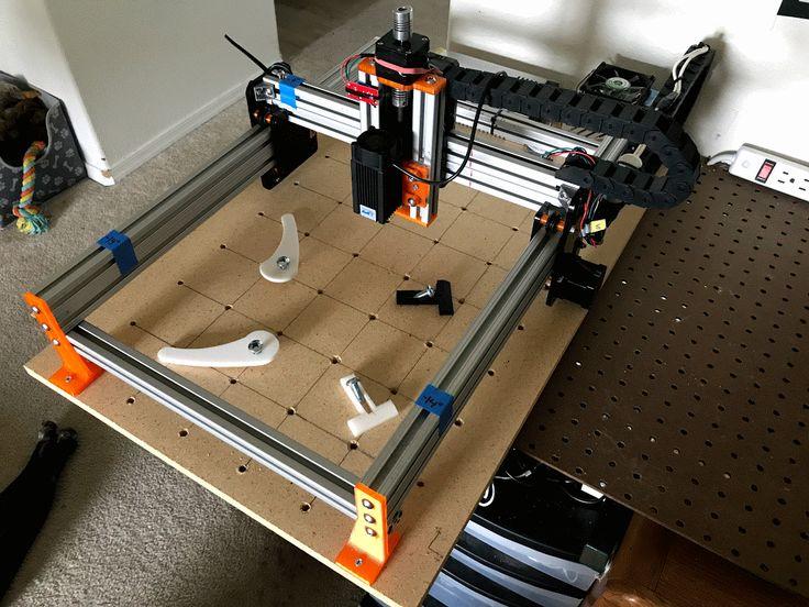 Modular DIY CNC Machine