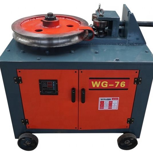 Pipe bending machine, square tube bender, hydraulic stainless steel pipe bending...