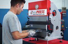 Rolleri Easy Press - presă manuală de îndoit tabla