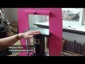 Assembling your hydraulic Press – Tool Time Tuesday – Melissa Muir – design.kcje…