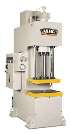 Baileigh Industrial Cfp-45 Hydraulic Press,c Clamp,45 Tons