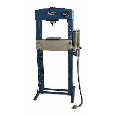Baileigh Industrial Hsp-30A Hydraulic Press,30 T,air Pump