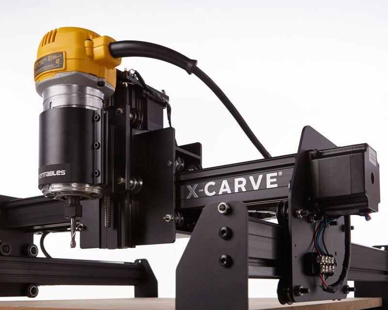 X-Carve | Affordable CNC Machine | 3D Carving Machine