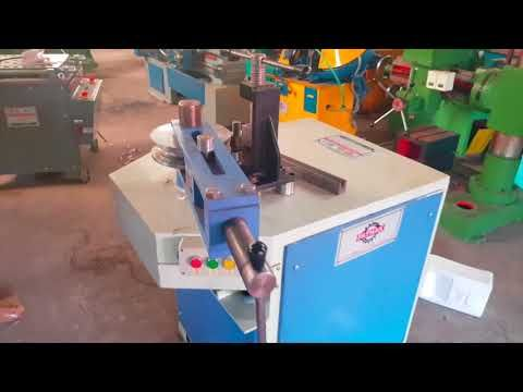 HEAVY DUTY 'U' PIPE BENDING MACHINE UP TO 2 INCHES DIA