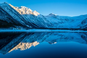 Svartisen Glacier (Norway) ©Peter Hassett 18 February 2013