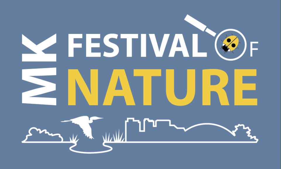 Milton Keynes Festival of Nature Poster 6-15 July 2018
