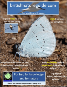 British Nature Guide e-magazine