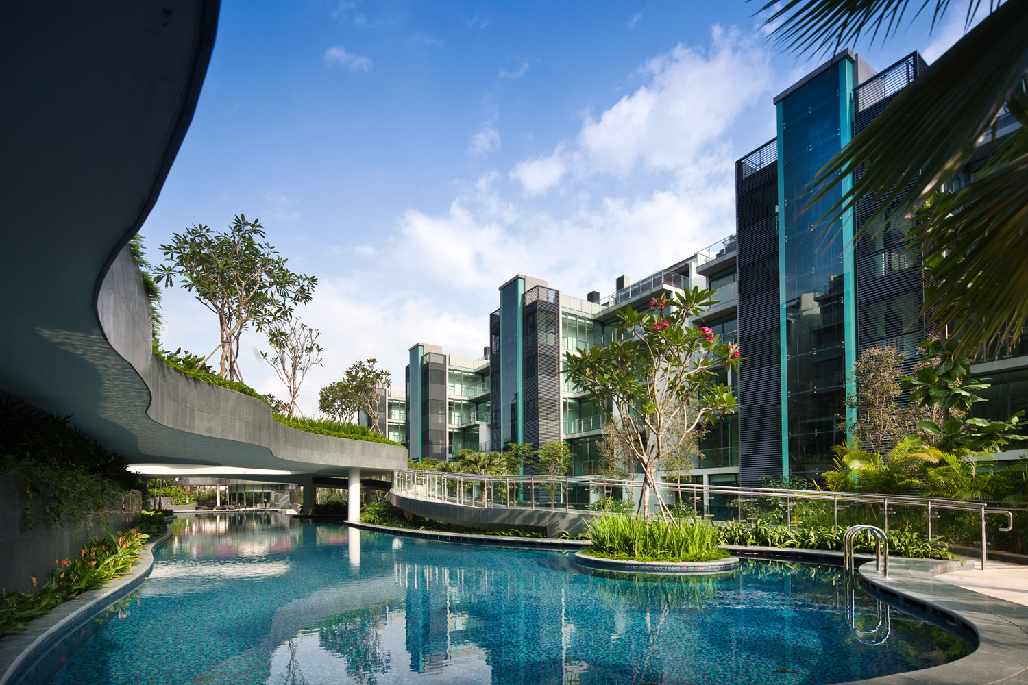 Duchess Residences Singapore Residential Architecture
