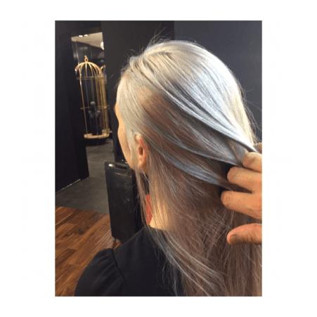 gray color corta cabeza