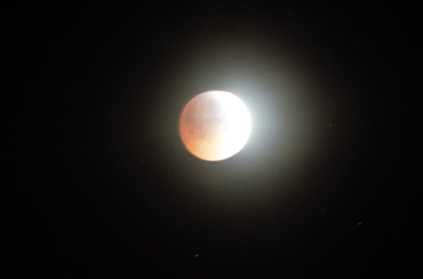 Eclipsed Moon2