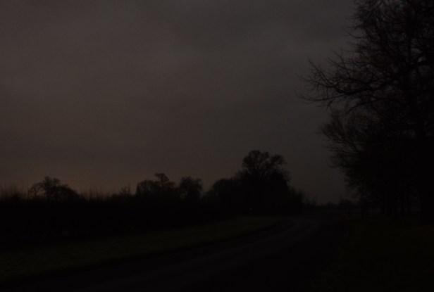 Horningsea - waterbeach clouds