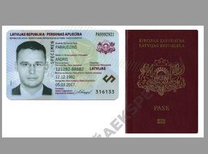 ID karte un pase