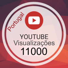 11000 Visualizações Video Portugal