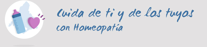 Cuida de ti y de los tuyos con Homeopatía