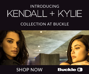 Kendall + Kylie at Buckle.com