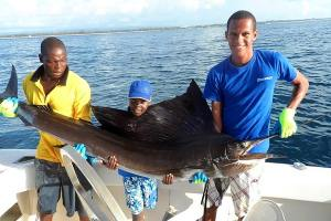 Ministry of agriculture update on deep sea fishing in diani kenya mkulimatoday.com