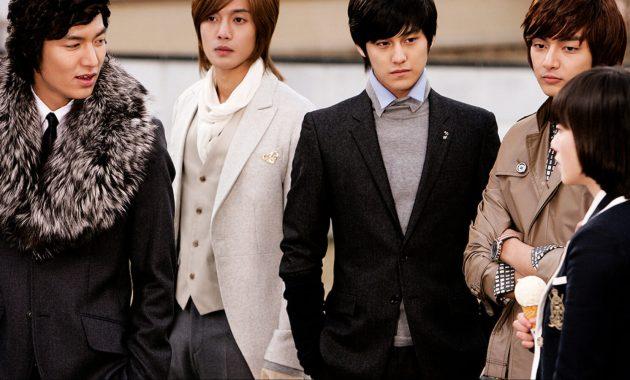 Download Boys Over Flower Korean Drama